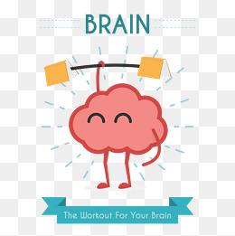 Brain clipart brain power, Brain brain power Transparent FREE for.