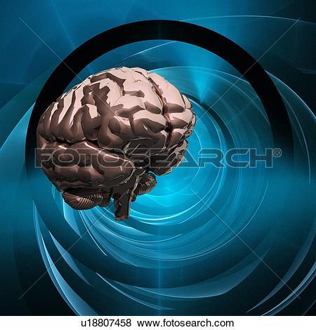 Pictures of Brain research, conceptual artwork u18807458.