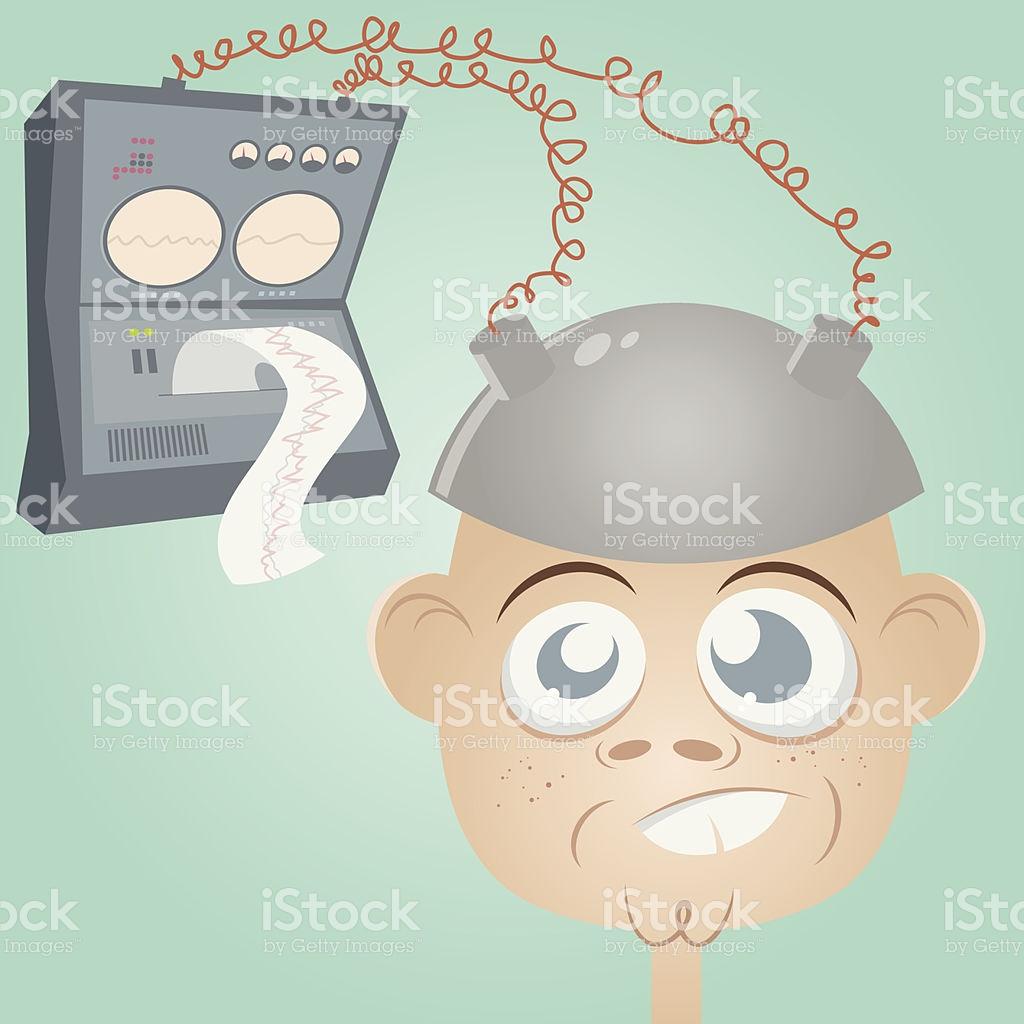Brain Research stock vector art 158761543.