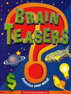 Books With Brain Teasers.