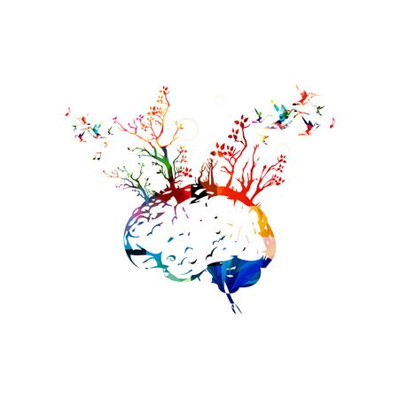 45,590 Brain Thinking Stock Vector Illustration And Royalty Free.