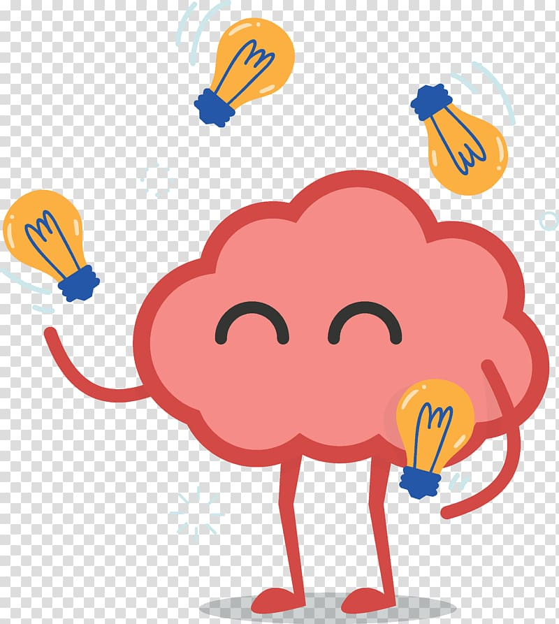 Brainstorm transparent background PNG cliparts free download.