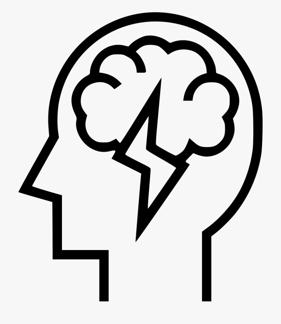 Brainstorm Svg Png Icon.