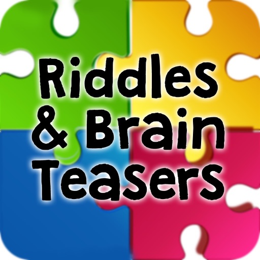 Riddles & Best Brain Teasers by Touchzing Media.