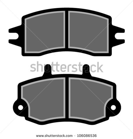 Brake Pads Stock Photos, Royalty.