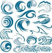 Wave Clip Art EPS Images. 244,931 wave clipart vector.