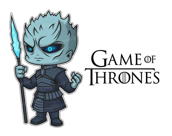 Night King Game of Thrones.