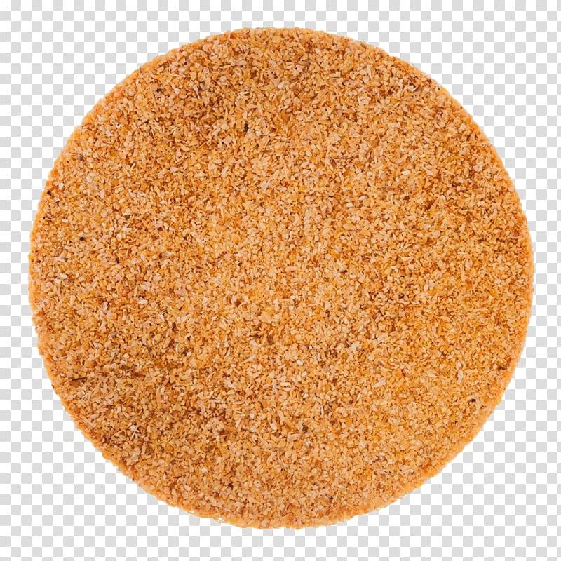 Migas Bread Spice Garlic powder, Yellow bread bran transparent.