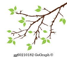 Branch Clip Art.