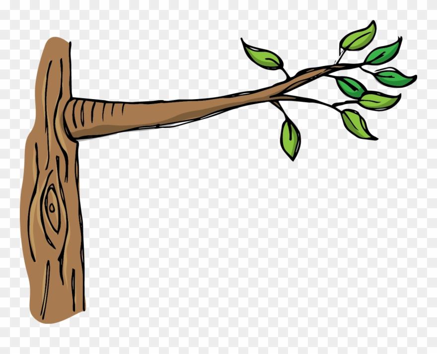 Clip Art Freeuse Stock Branch Clip Art Transprent Png.