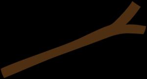 Brown Branch Clip Art.