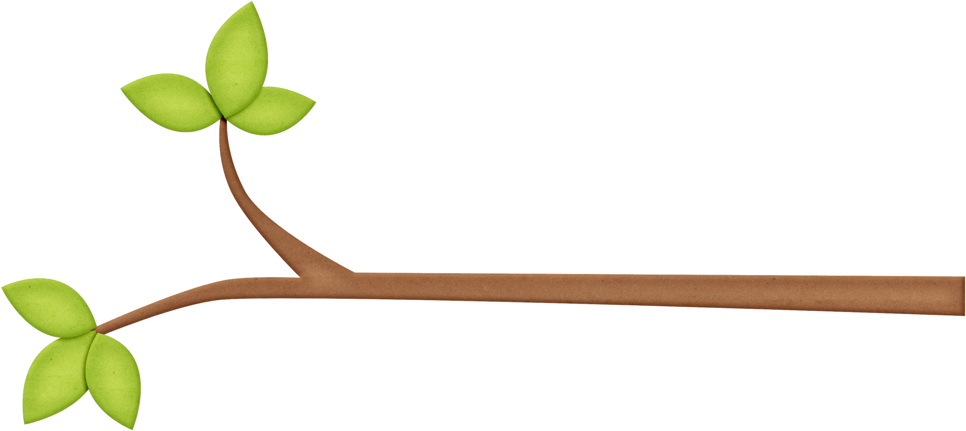 HD Tree Branch Clipart Png.