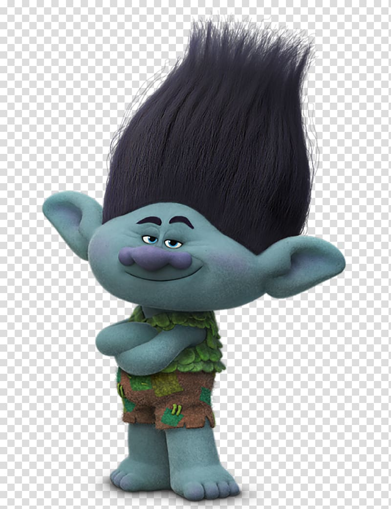 Guy Diamond Character Film DreamWorks Animation, Trolls.