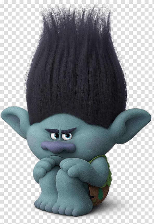 Branch of Trolls movie, Troll Branch transparent background PNG.