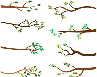 Bare branch.