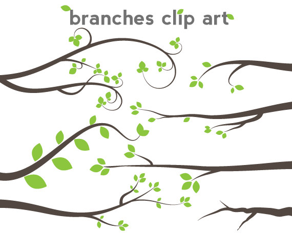 Tree Branch Clip Art & Tree Branch Clip Art Clip Art Images.