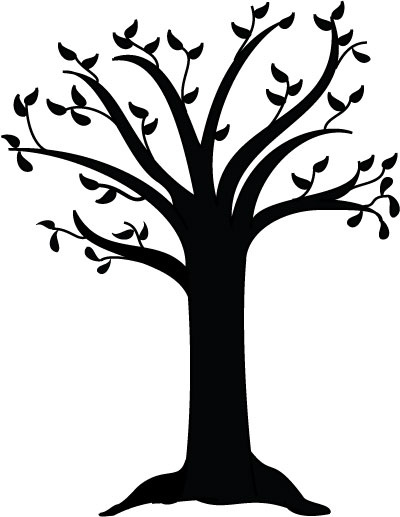 1000+ images about 1s Tree Silhouettes on Pinterest.