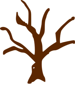 Branches without leaves clipart - Clipground