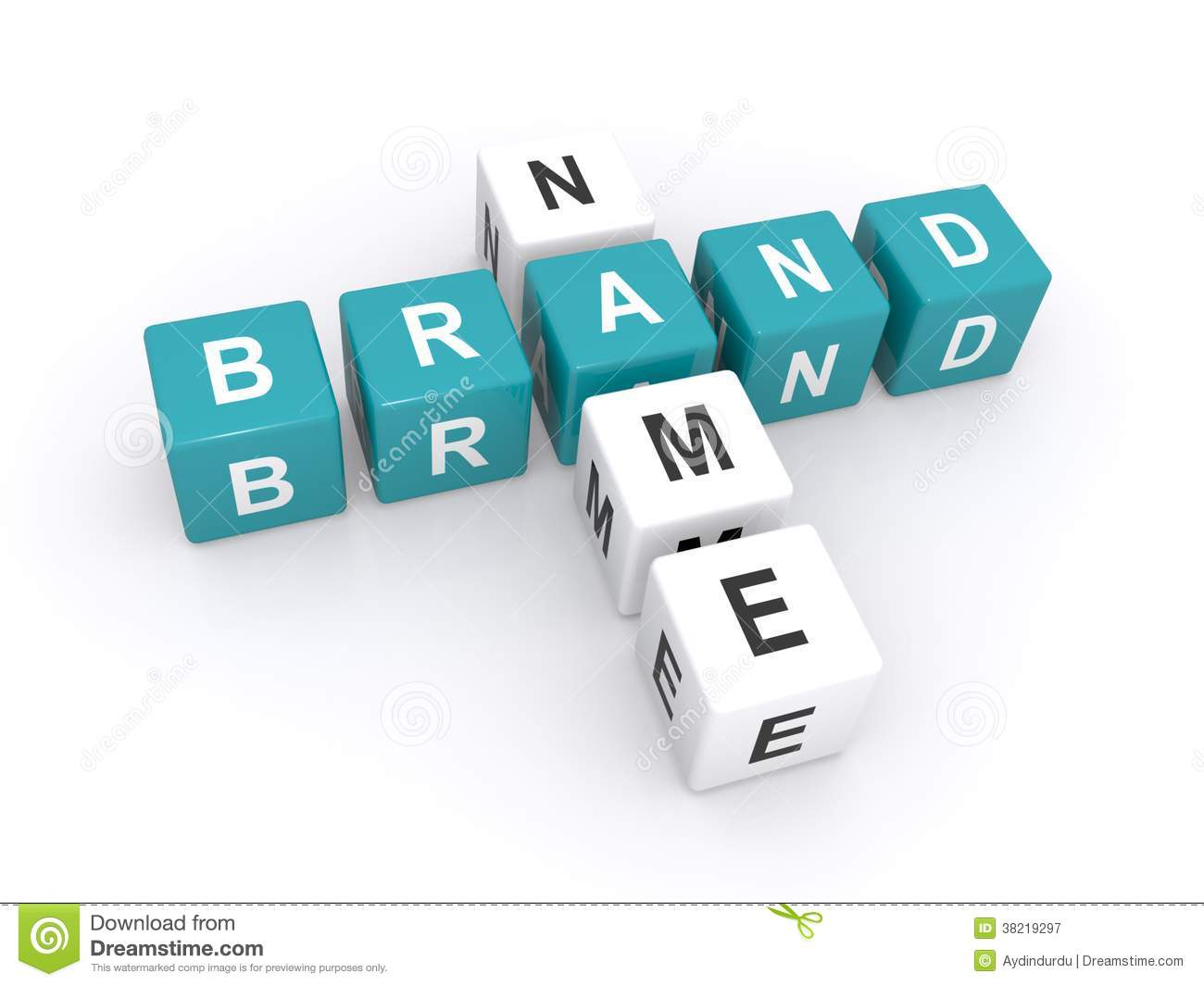 Brand name clipart.