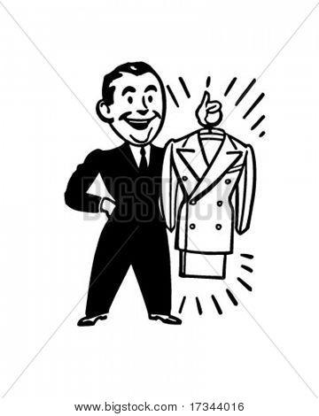 Brand New Suit.