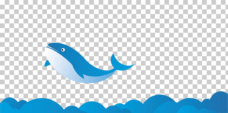 Dolphin Logo Brand Pattern, whale PNG clipart.