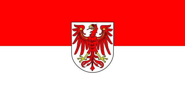 Flag Of Brandenburg Clip Art at Clker.com.