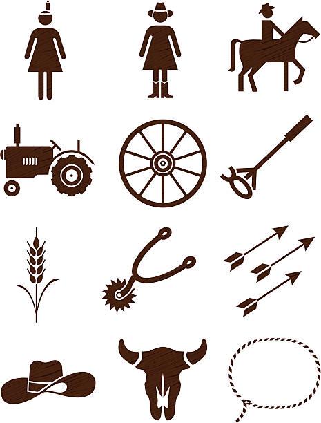 Best Branding Iron Illustrations, Royalty.
