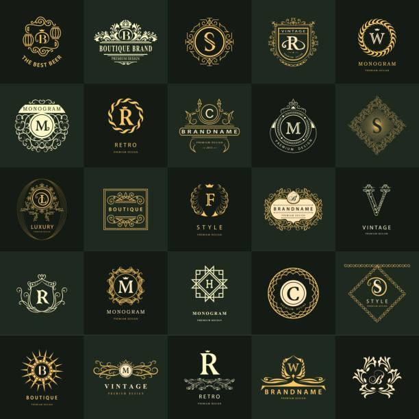 Best Logo Illustrations, Royalty.