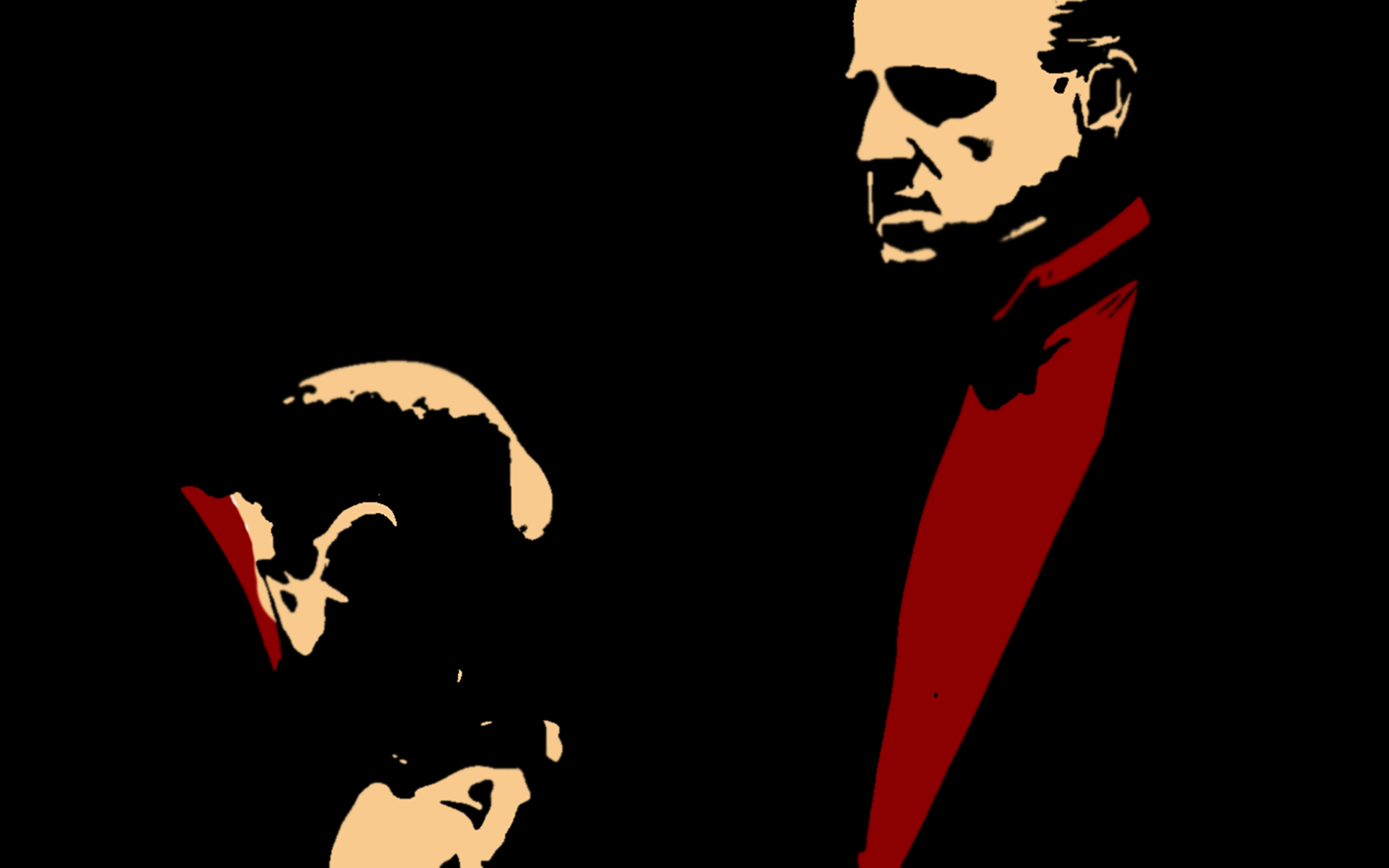 The God Father Movie Clip Art.