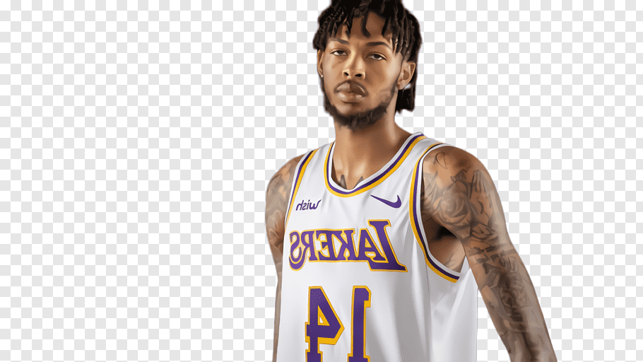 Basketball, Brandon Ingram, Tshirt, Outerwear, Shoulder.