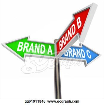 Brands clipart.