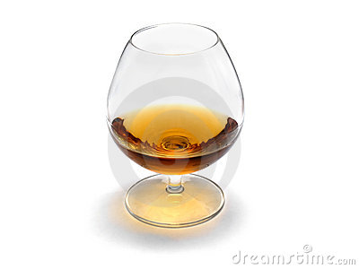 Brandy Royalty Free Stock Images.