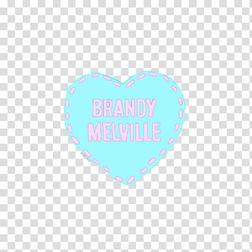 Overlays, pink Brandy Melville heart transparent background.