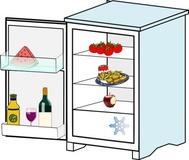 Refrigerator 20clipart.