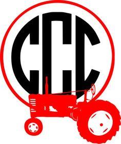 Case IH Logo Fleece Zip.