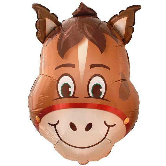 Hilarious Horse Shape Balloon, 32''.