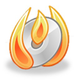 Brasero* CD/DVD burner.