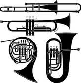 Brass instrument Clipart EPS Images. 2,210 brass instrument clip.