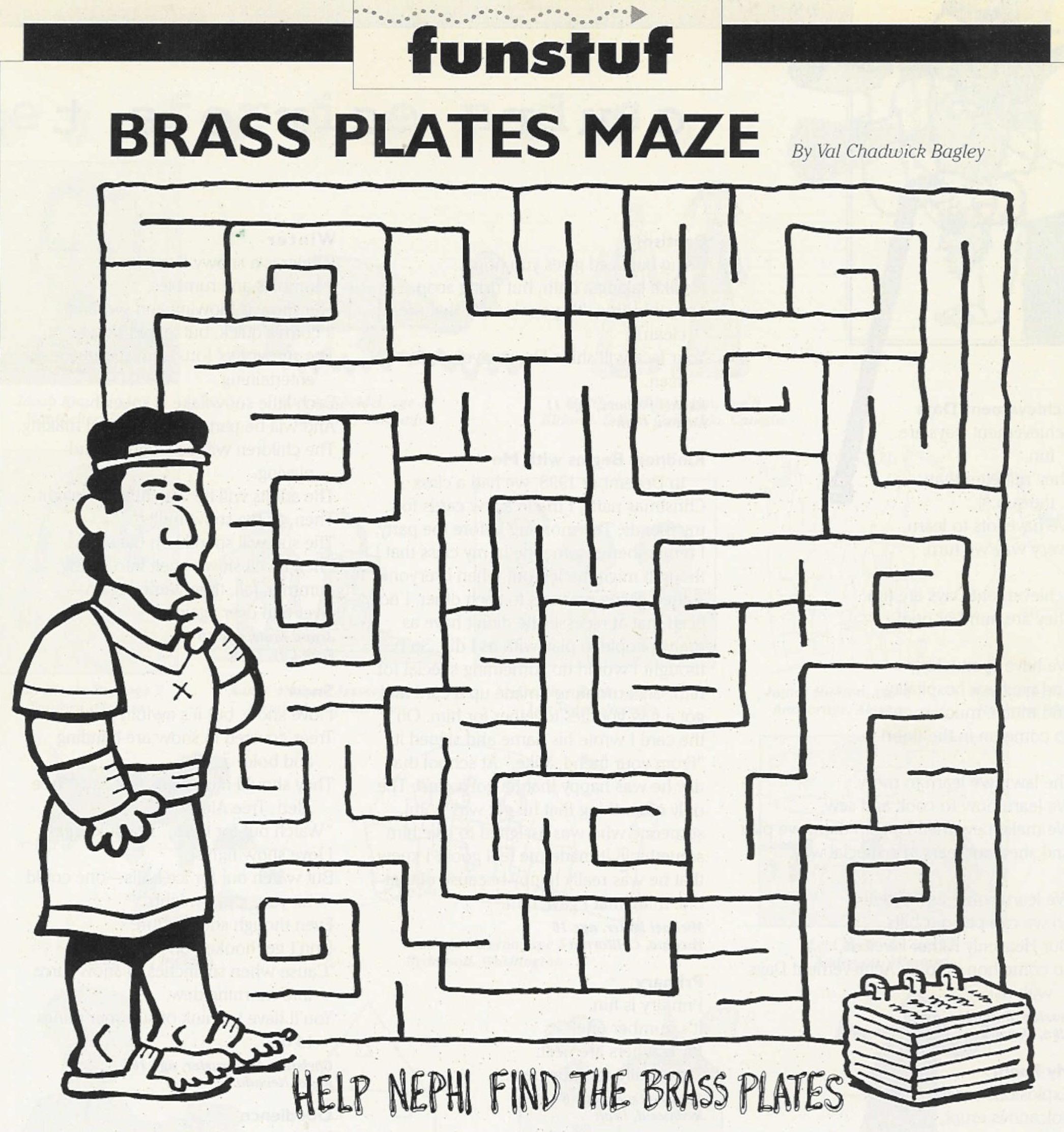 Brass plate clipart.