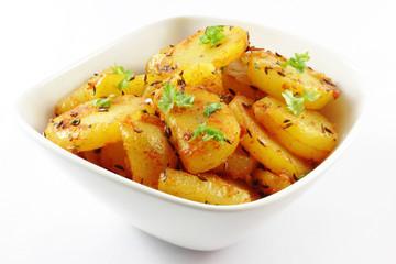 Bilder und Videos suchen: röstkartoffeln.