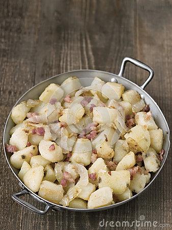 Bratkartoffeln Stock Photos, Images, & Pictures.