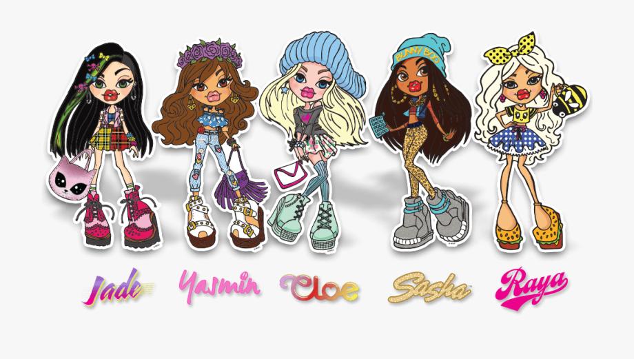 Meet Cloe, Jade, Yasmin, Sasha And Raya Say Hello To.