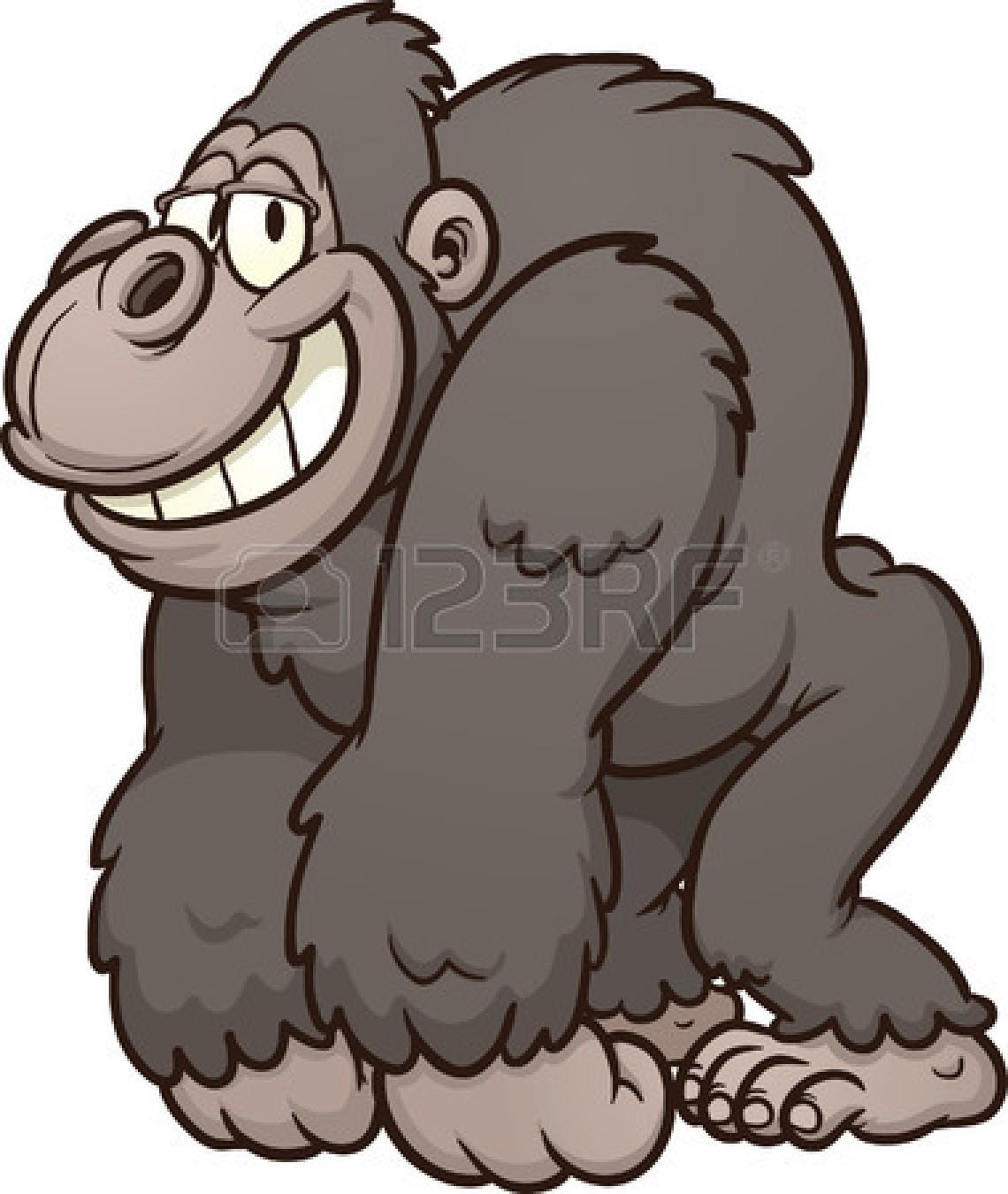 Gorilla Clip Art & Gorilla Clip Art Clip Art Images.