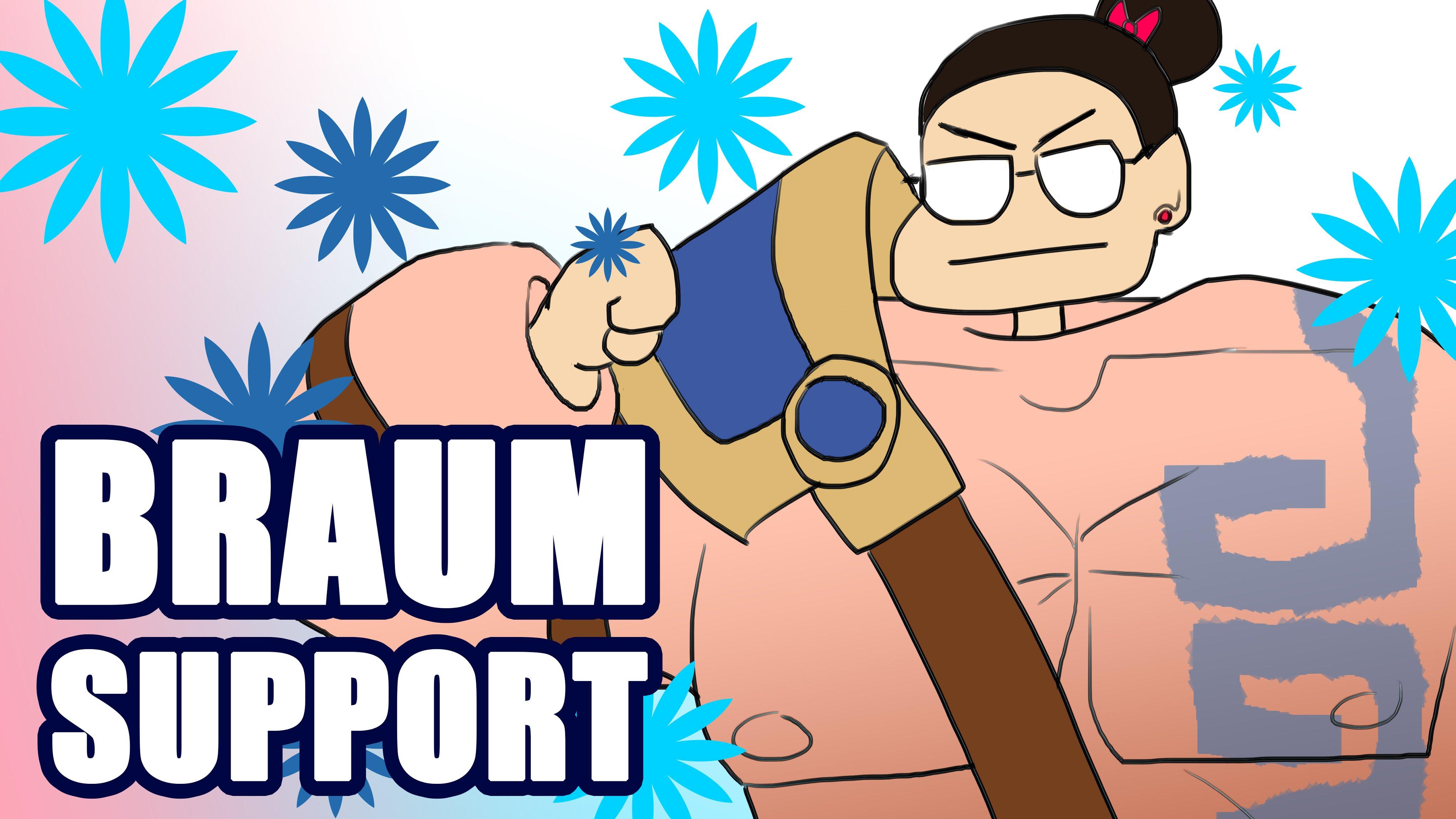 S+ Braum Support: Jinx gets FAT.