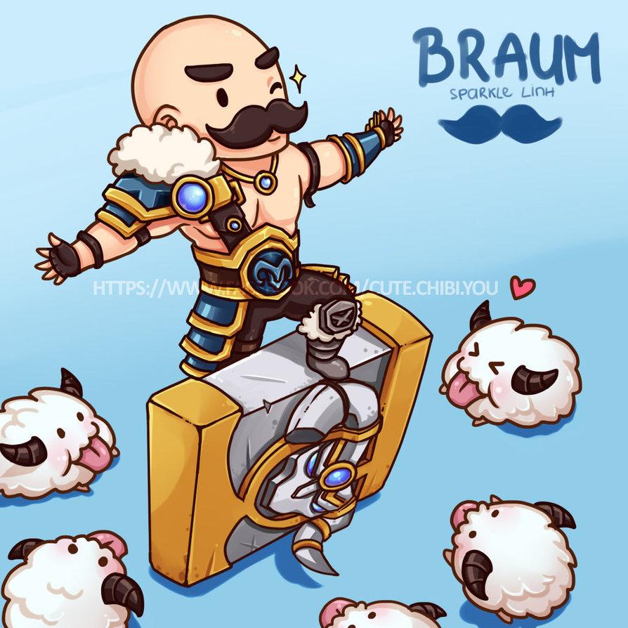 Fanart] Braum.