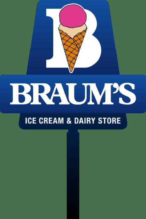 Braum\'s Ice Cream & Dairy Store.
