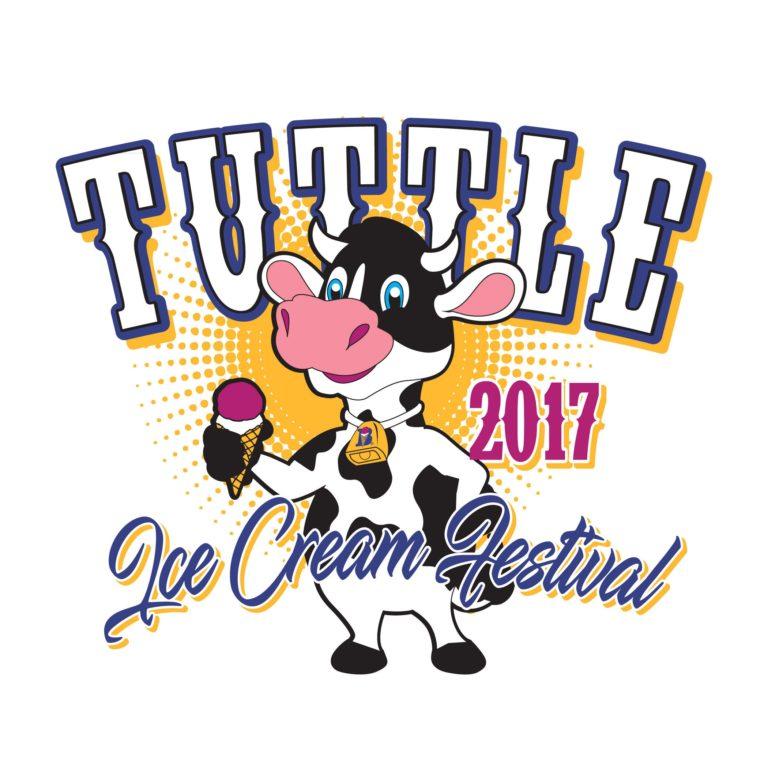 26th Annual Tuttle Ice Cream Festival.