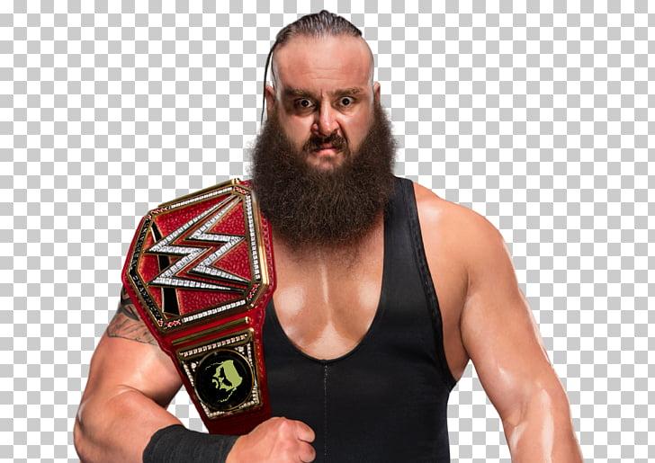 Braun Strowman WWE Universal Championship WWE Championship.