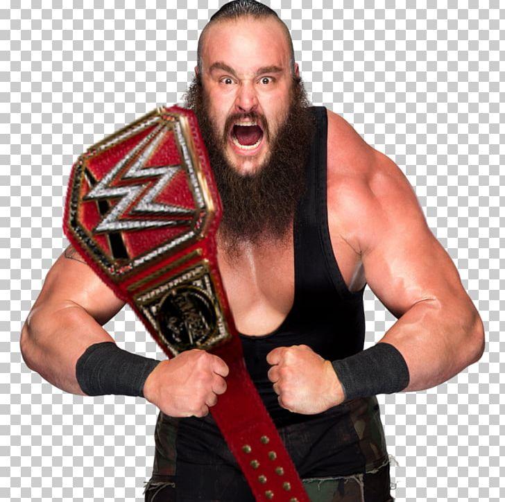 Braun Strowman WWE Universal Championship No Mercy WWE Raw.
