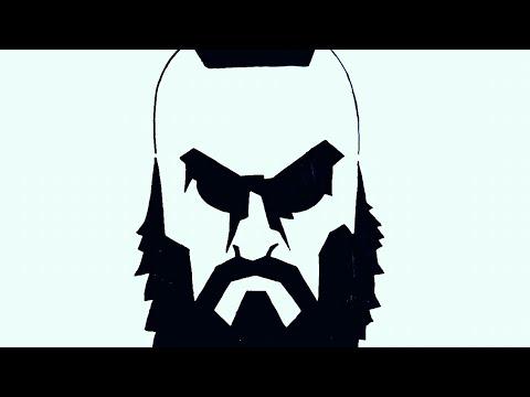 Braun Strowman Logo Drawing.